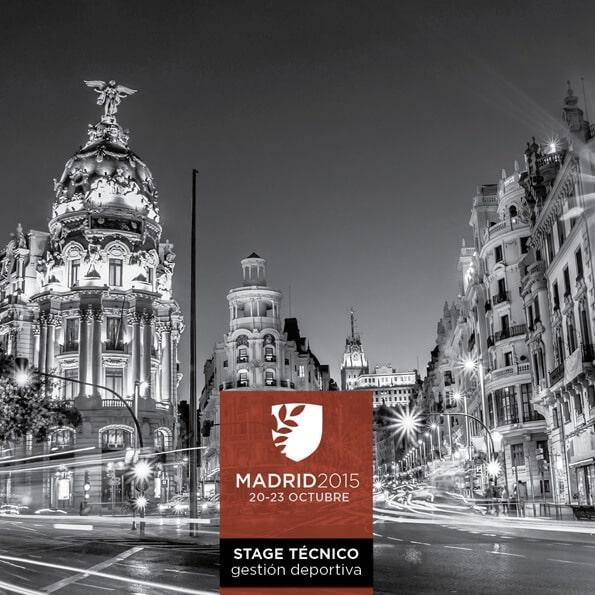 Stage Técnico Unisport – Madrid 2015