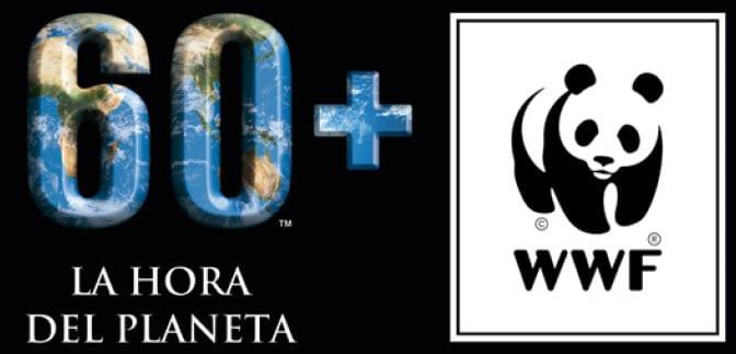 Logo hora del planeta