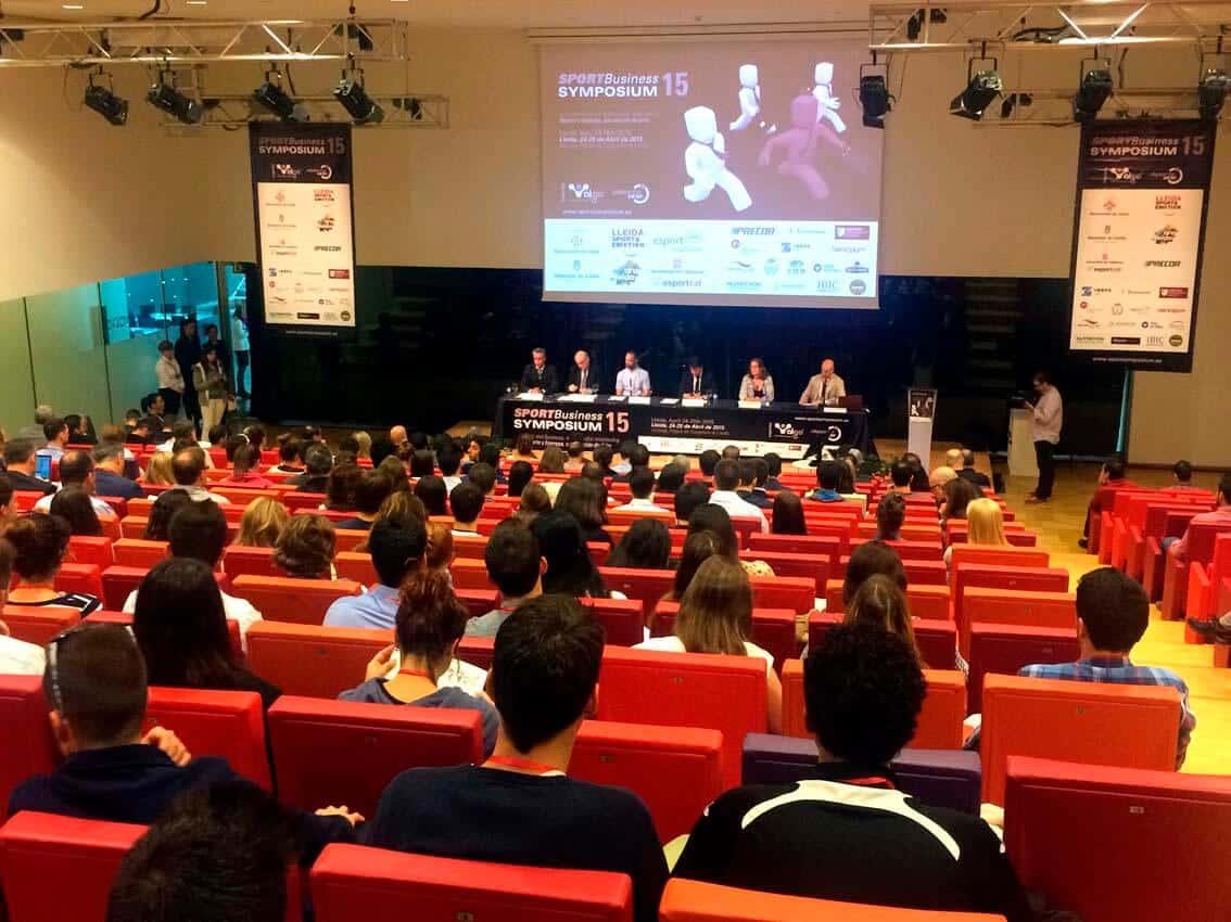 El Sport Business Symposium Cierra Con éxito Su Edición De 2015