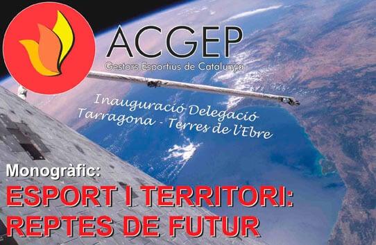 """Monográfico De La ACGEP """"DEPORTE Y TERRITORIO: RETOS DE FUTURO"""""""