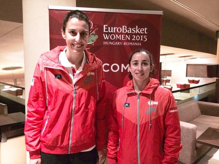 Arranca El Eurobasket Woman 2015