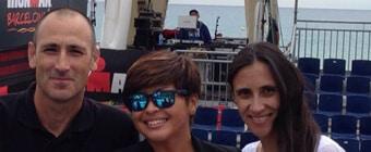Nerina Cardozo: Coordinadora De Protocolo Y VIP En Ironman 2015