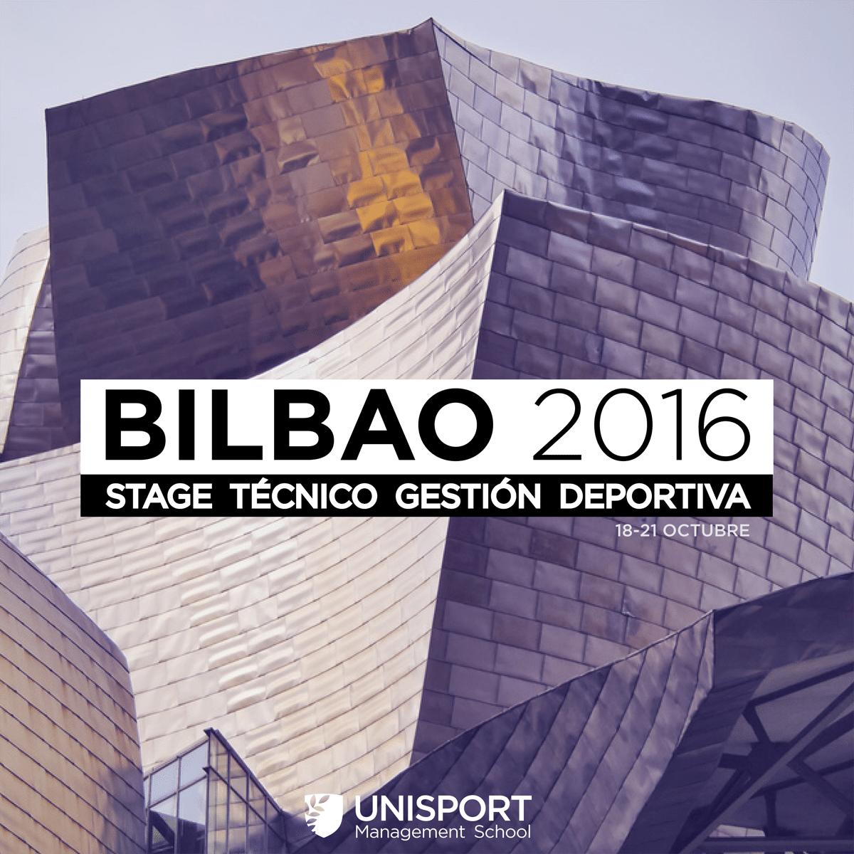 Imagen Promocional Stage Técnico Bilbao 2016