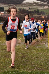 carrera montaña infantil unisport