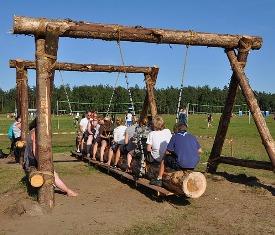 campamento niños unisport