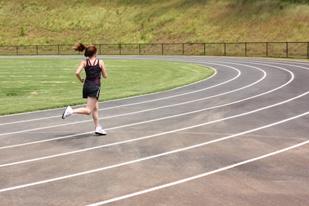 Pista atletismo unisport