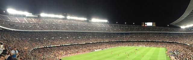camp nou La gestión de las infraestructuras deportivas en la actualidad