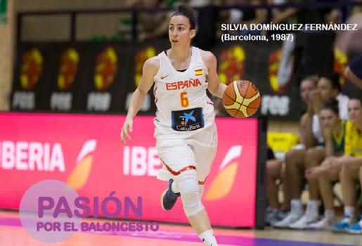 Silvia Domínguez, entrevistada en Mujer y Deporte