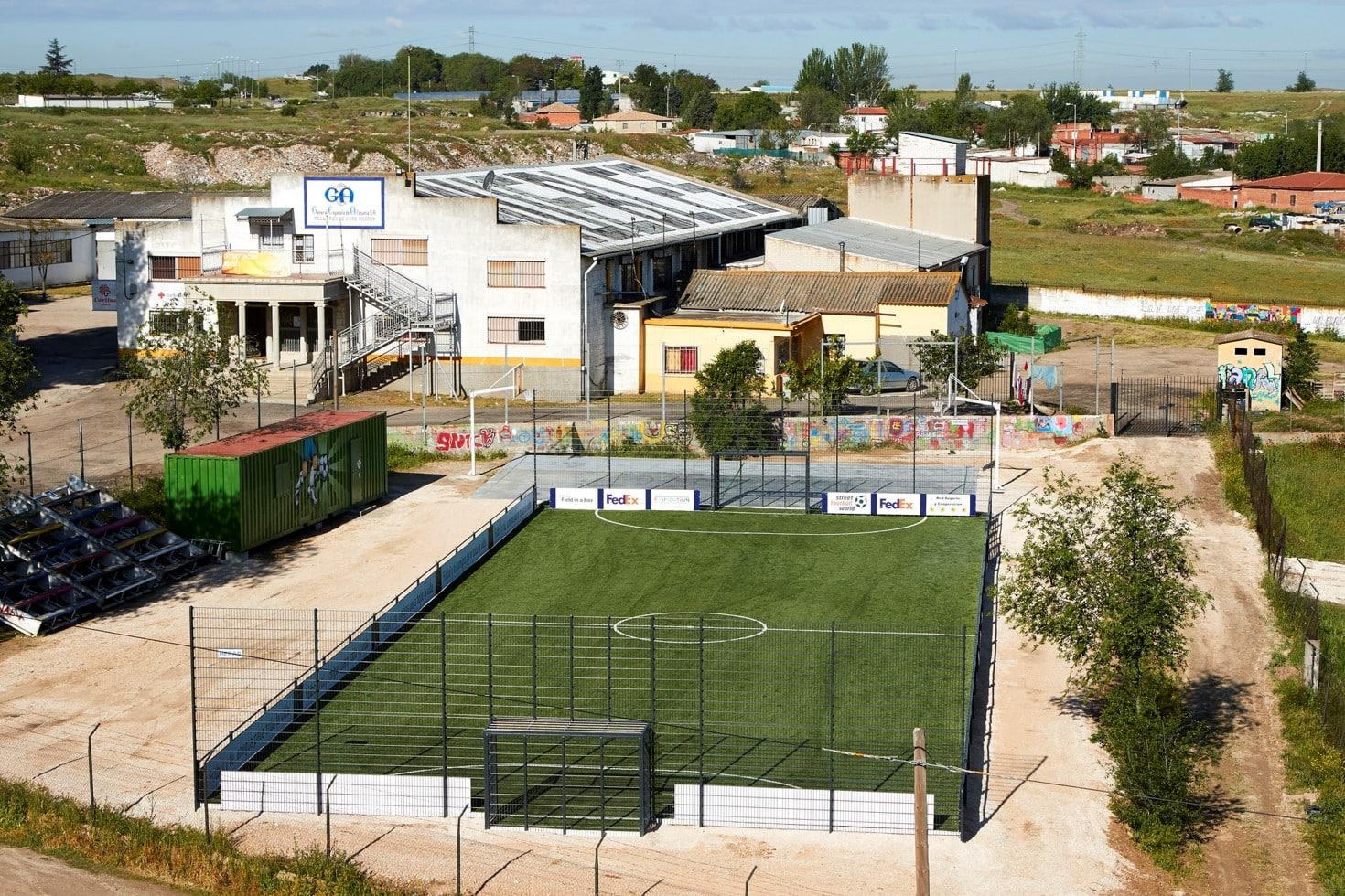 Campo de fútbol de Cañada Real