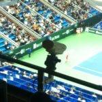 ojo alcon tenis Funcionamiento instalaciones deportivas Smart unisport