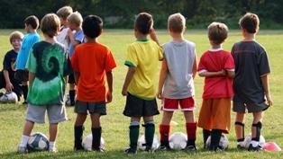 campamento fútbol niños unisport