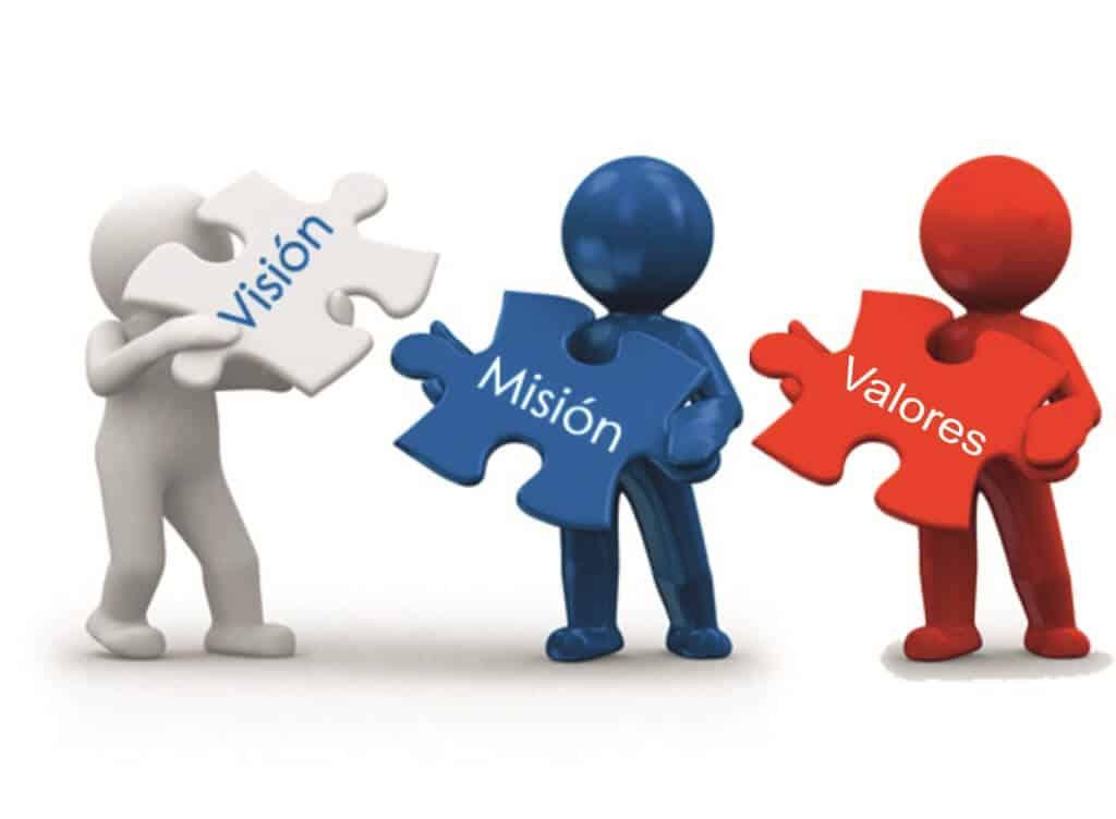 Misión, visión y valores de una entidad deportiva - UNISPORT