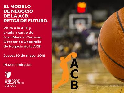 Visita Unisport A La ACB