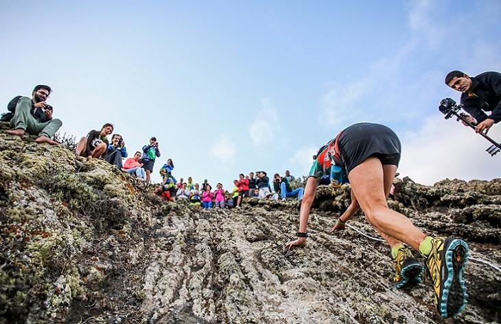 carreras de montaña