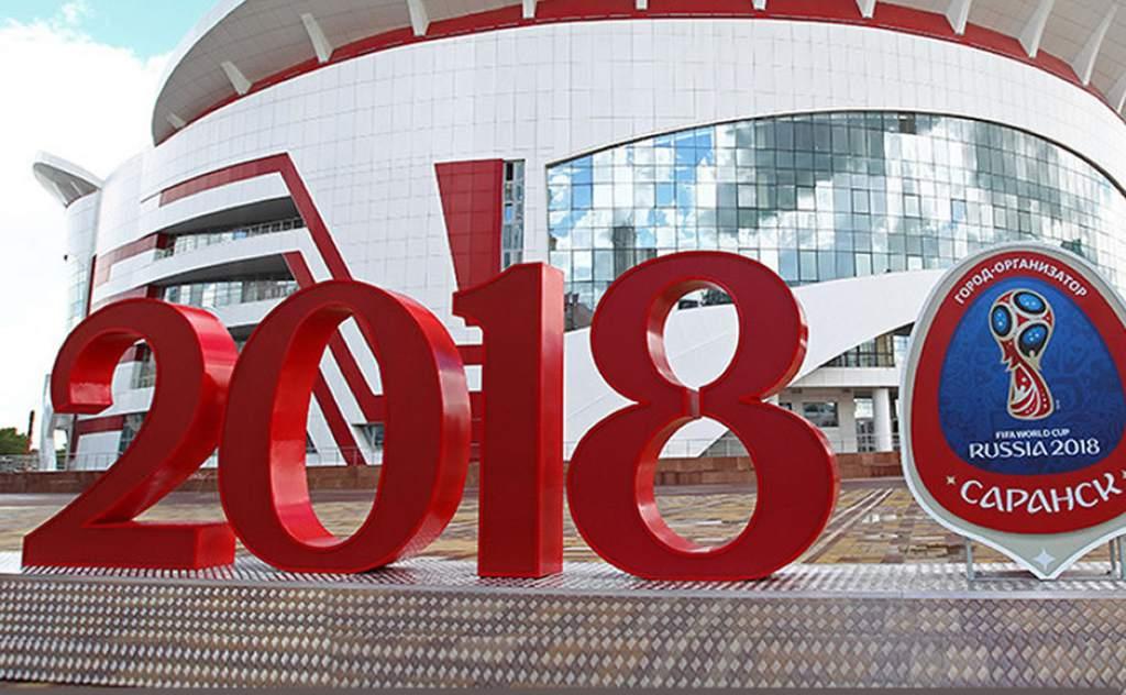 logo mundial Russia 2018 evento unisport