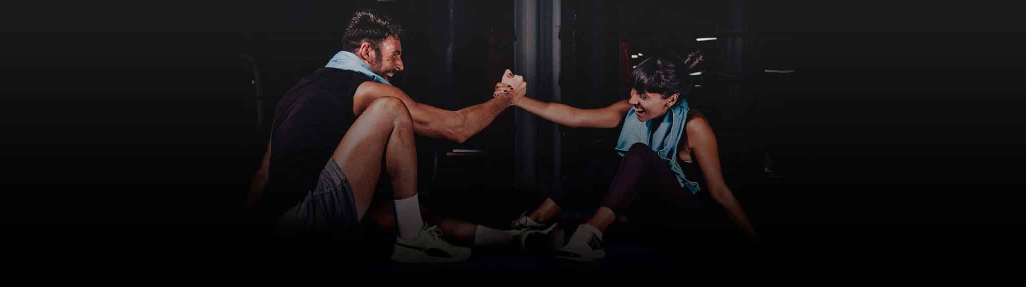 Los ejercicios del Boot Camp coach entrenamiento unisport