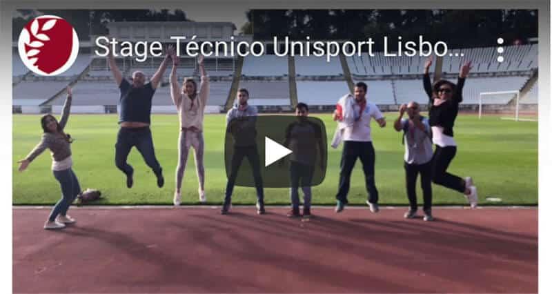 Stage Técnico Unisport Lisboa | Escuela de Negocios del Sector Deportivo