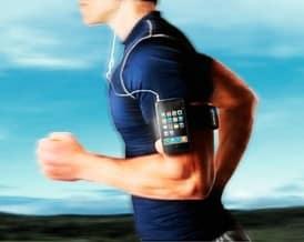 runner con mobil brazo unisport