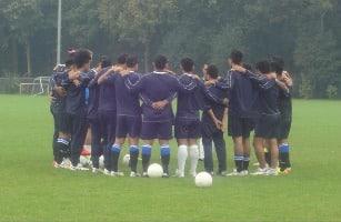 El entrenador: funciones e impacto en el deportista equipo fútbol masculino unisport