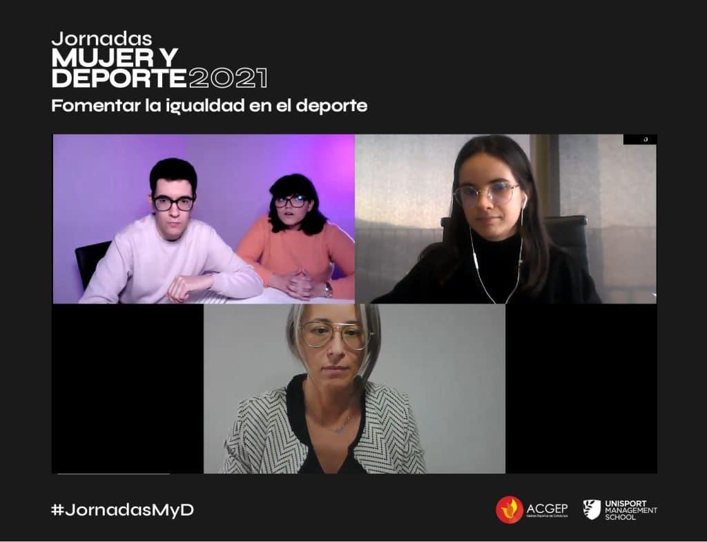 Fomentar la igualdad en el deporte | Jornadas Mujer y Deporte 2021