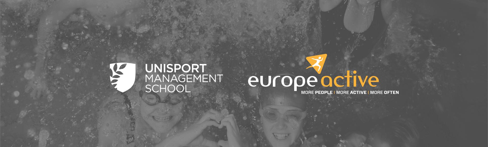 Unisport Management School se suma al manifiesto de EuropeActive