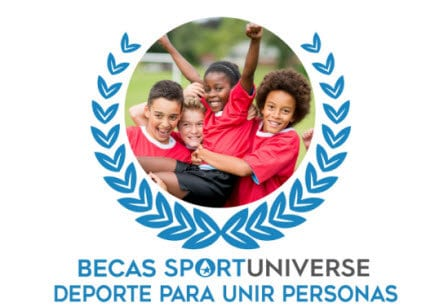 Becas SportUniverse para proyectos de deportes social